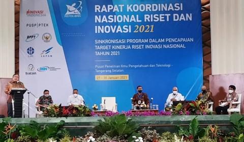 2021, Kemenristek Fokus Kembangkan Ventilator ICU Pertama di Indonesia