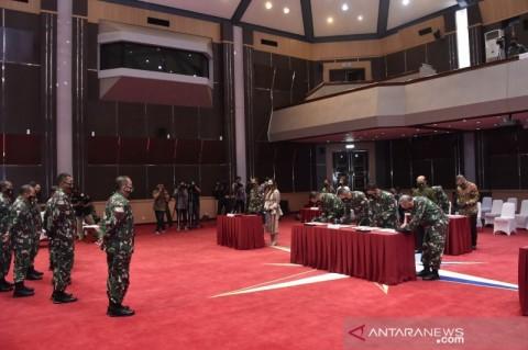 TNI Teken Kontrak Pengadaan Bersama Mitra