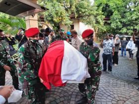 Mantan Kasad Jenderal (Purn) Wismoyo Arismunandar Meninggal