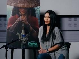 Anggun Merasa Terhormat Diajak Disney Bintangi 'Raya and the Last Dragon'