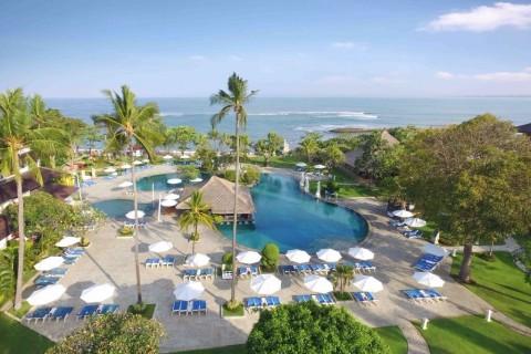 Bangkitkan Pariwisata, Sandiaga Siapkan Paket <i>Work From</i> Bali