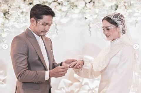 Ibnu Jamil Diam-diam Sudah Menikahi Ririn Ekawati, Maharnya Bikin Kaget