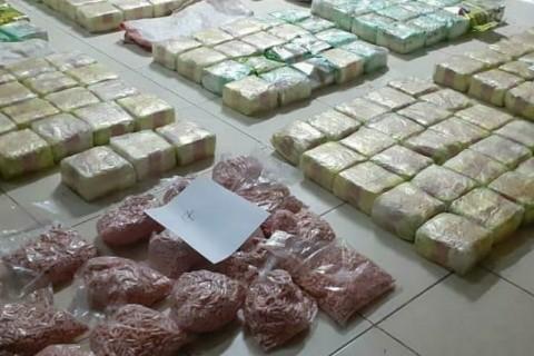 Selebgram AK Ditangkap di Pancoran karena Sabu