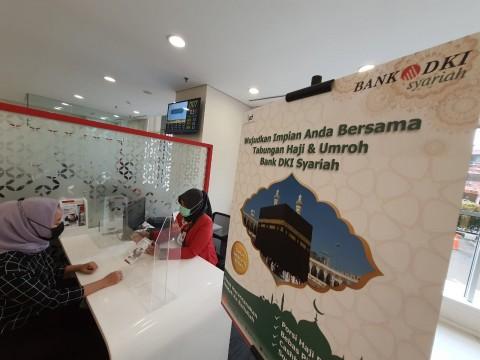 Tumbuh 9,55%, Laba Bank DKI Syariah Jadi Rp321 Miliar di 2020