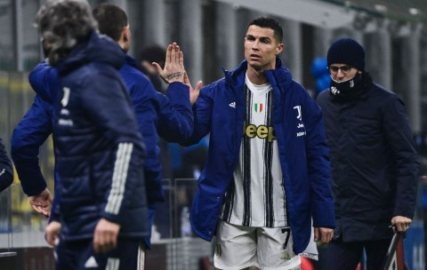 Ronaldo Ngambek karena Diganti, Pirlo Beri Jawaban Menohok