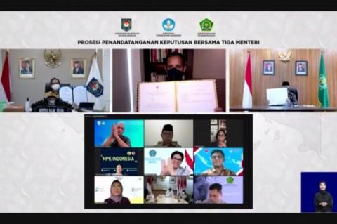 Fakta-Fakta Tentang SKB Tiga Menteri Soal Seragam Sekolah