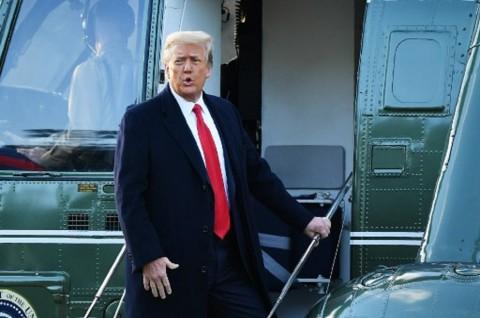 Trump Menolak Bersaksi di Sidang Pemakzulan Dirinya