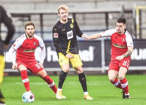 Freiburg Vs Borussia Dortmund Tekuk Die Borussen Tuan Rumah Kembali Ke Jalur Kemenangan