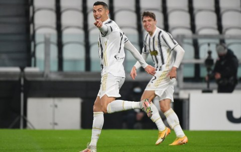 Fakta Menarik di Balik Kemenangan Juventus atas Roma: Ronaldo Bikin Catatan Hebat