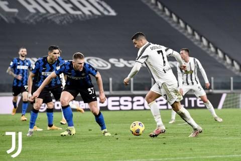 Coppa Italia: Tahan Imbang Inter, Juventus ke Final