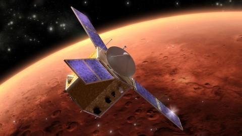 Masuk Orbit Mars, Satelit Uni Emirat Arab Mulai Misi Antariksa
