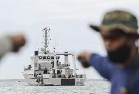 Pencarian Rekaman Kokpit Sriwijaya Air SJ-182 Terhalang Cuaca