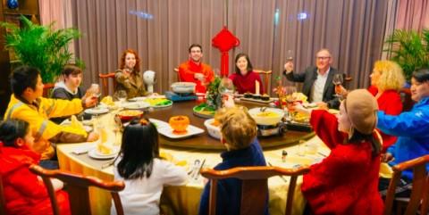 Cerita Warga Asing Rayakan Imlek di Wuhan Usai Pandemi