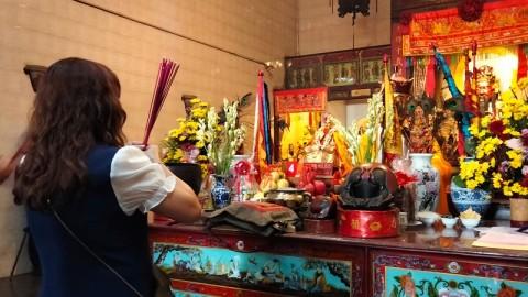 Vihara Dharma Ramsi Bandung Batasi Jumlah Pengunjung