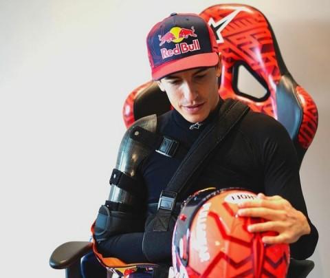 Tak Nyaman Makan Gaji Buta, Marquez Berniat Kembalikan Honor dari Honda