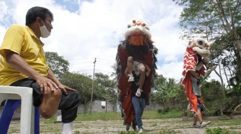 Modernisasi Barongsai Menjaga Budaya Tionghoa