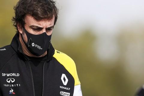 Fernando Alonso Kecelakaan, Alpine F1 Belum Tunjuk Pengganti