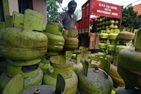 Pertamina Pasok 75 Ribu Elpiji Subsidi di Kalbar untuk Imlek
