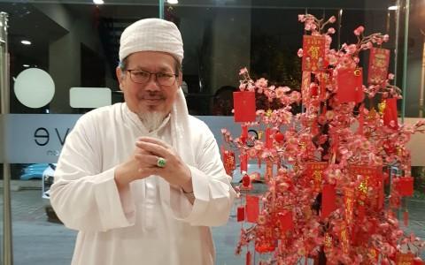 Sering Dijuluki 'Kadrun', Ustaz Tengku Zul Ternyata Orang Tionghoa