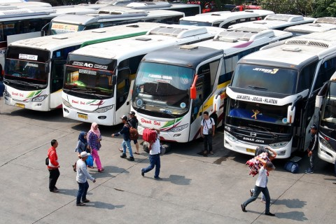 Terbongkar, Rahasia Bus Tidak Pernah Mematikan Mesin Di Rest Area