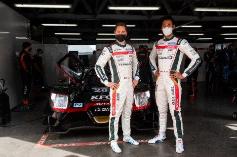 Sean Gelael Start di Posisi Keempat Ajang Asian Le Mans Series