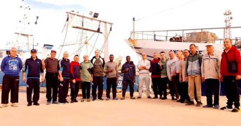 2 ABK WNI Dipulangkan Setelah Ditahan di Libya