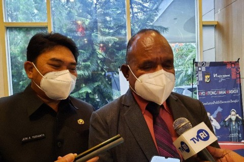 Pemprov Papua Minta Bupati Selalu Siaga di Daerahnya