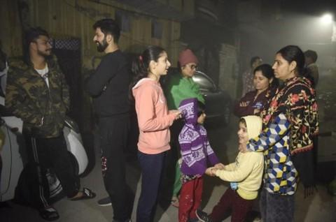 Gempa Magnitudo 6,4 Terasa di Sejumlah Kota Pakistan dan India