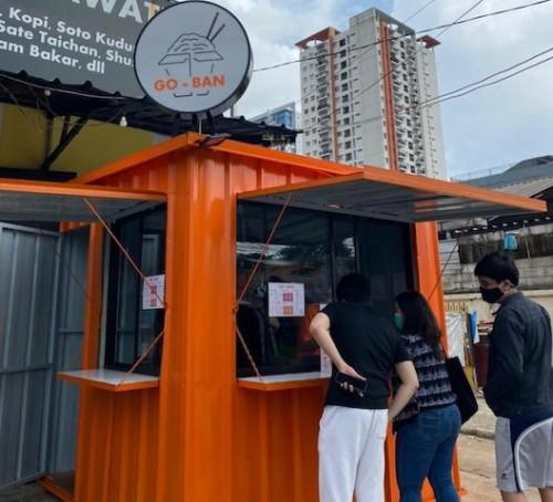 Wilayah Jakarta Selatan masih menjadi incaran para pengusaha tempat makan. (Foto: Istimewa)