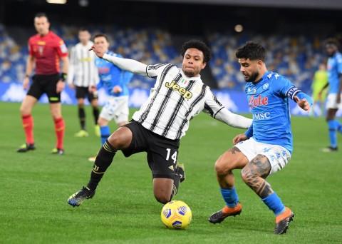 Napoli vs Juventus: Partenopei Redam Bianconeri
