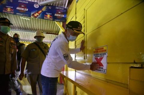 Puluhan Tempat Hiburan di Jurang Kuping Surabaya Ditutup