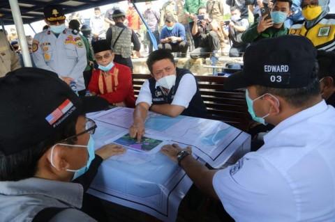 Minta Dukungan Warga, Herman Deru Optimistis Pelabuhan Tanjung Carat Segera Dibangun