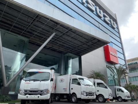 Siap Berkolaborasi, UD Trucks Merapat Ke Isuzu