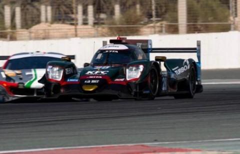 Asian Le Mans Series 2021: Sean & Stoffel Raih 8 Poin di Race 2 Dubai