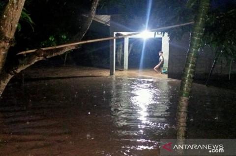 Banjir Terjang Tomilito Gorontalo Utara