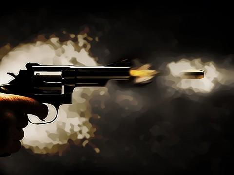 Kesal Nyaris Terserempet, Pengemudi Mobil Todong Airsoft Gun