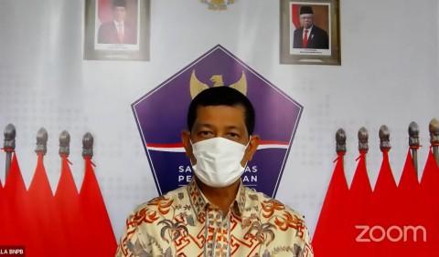 Doni Monardo Targetkan Indonesia Bebas Covid-19 pada 17 Agustus 2021