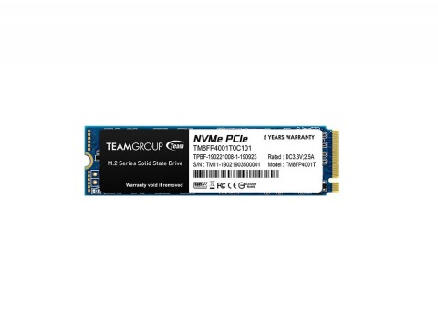 Begini Performa TeamGroup MP34 M.2 NVMe SSD