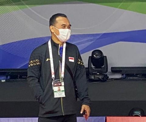 German Open Dibatalkan, Kans Hafiz/Gloria ke Olimpiade Terancam