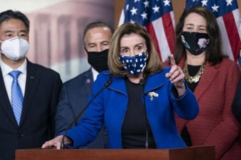 Komisi Independen akan Investigasi Kerusuhan Gedung Capitol