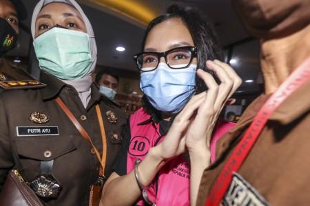 Pinangki Ajukan Banding Atas Vonis 10 Tahun Penjara