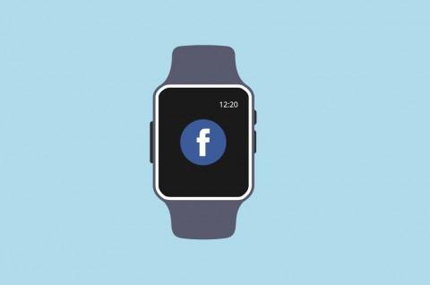 Facebook Siapkan Smartwatch Fokus Pesan dan Kesehatan
