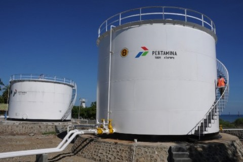 Pembangunan 12 Tangki BBM Rampung, Pertamina Perkuat Infrastruktur Energi di Timur Indonesia