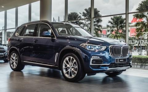 New BMW X5 Disuntik Fitur Anyar, Harga Rp1,7 Miliar