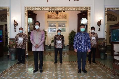 Sri Sultan Tunjuk Plh Kepala Daerah Bantul, Gunungkidul, dan Sleman
