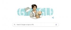 Google Doodle Hari Ini Tampilkan Marie Thomas, Siapakah Dia?