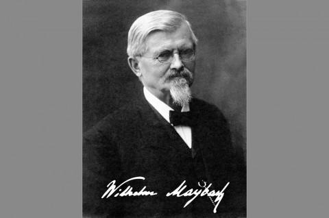 Mengenal Wilhelm Maybach Sebagai Legenda Desainer Jerman