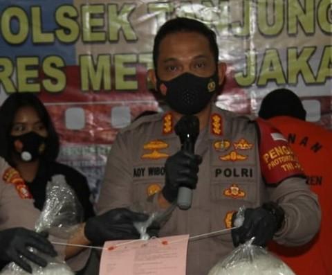 Polisi Tangkap Artis Berinisial JJ Terkait Narkoba