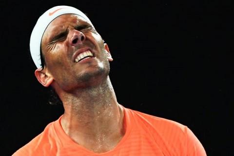 Australian Open: Tsitsipas Gagalkan Nadal Cetak Rekor Grand Slam