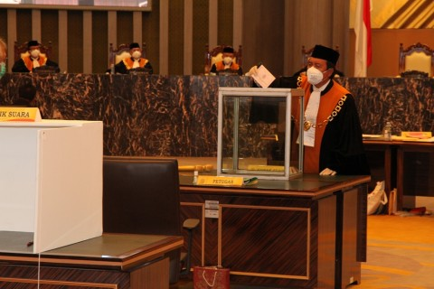HM Syarifuddin Tawarkan Teori Heuristika Terobos Kekakuan Hukum Normatif